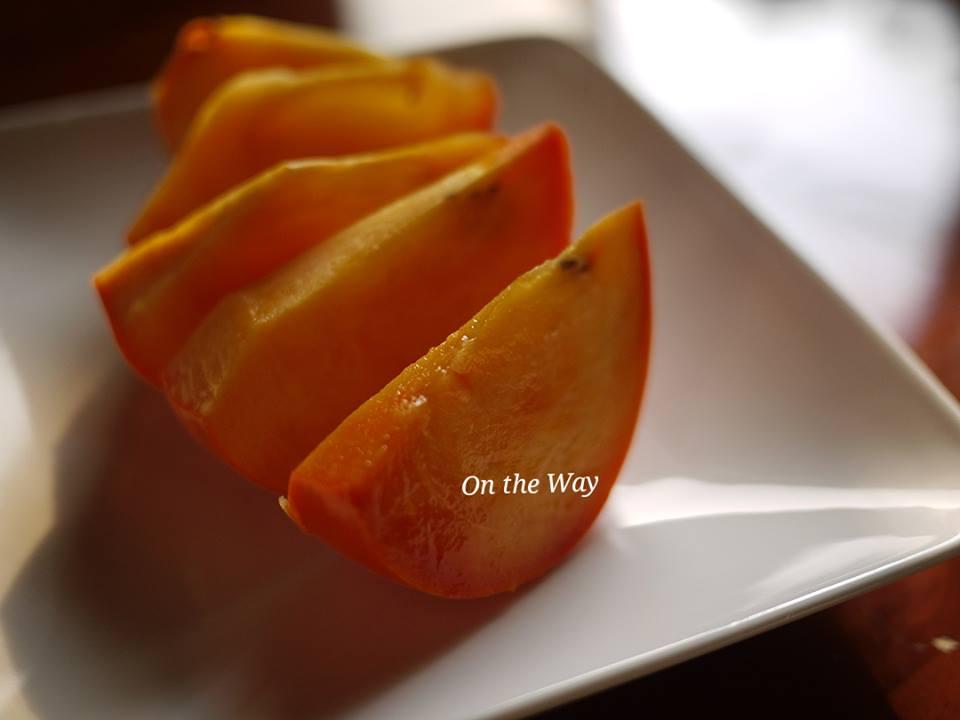 摩天嶺甜柿